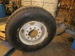 Lot: 1810 - Truck Tire / Wheel
