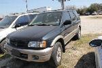 Lot: 024 - 2001 HONDA PASSPORT SUV