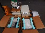 Lot: 416 - (7) Electrical Boxes & Electronics