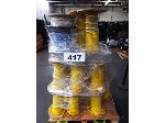Lot: 417 - (Approx 17 Partial Rolls) of Wire