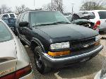 Lot: 09-611966C - 2001 CHEVROLET BLAZER SUV