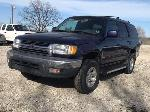 Lot: 5 - 2001 TOYOTA 4RUNNER SUV