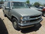 Lot: 10-615694C - 1999 CHEVROLET TAHOE SUV
