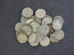 Lot: 5144 - APPROX. (37) DIMES