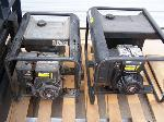 Lot: 10 - 2 Generators Homelite