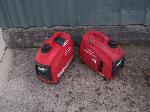 Lot: 12 - (2) Honda Generators