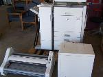Lot: 16 - Sharp MX 500IN Copier and Laminator model BA-EZ2711
