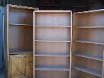 Lot: 20 - (4) book shelves