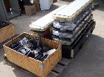 Lot: 27 - Whelen light bars, Controllers & secure shelf drawer