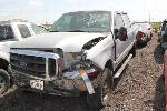 Lot: 49463.FHPD - 2004 FORD F-250 LARIAT PICKUP