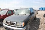Lot: 49847.MNPD - 1999 NISSAN FRONTIER KING CAB PICKUP