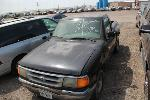 Lot: 49988.FHPD - 1997 FORD RANGER PICKUP
