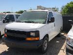 Lot: 02.CA - 2007 Chevrolet Van - Unit #2-253