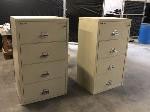 Lot: 02.SP - File Cabinet & (2) Fire Proof Cabinets