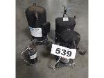 Lot: 539 - Compressors