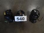 Lot: 540 - Compressors