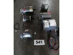 Lot: 541 - Motors