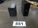 Lot: 551 - (9) Back-up Power Supplies