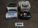 Lot: 564 - Printers, Scanner, Office Phones