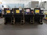 Lot: 183 - (4) Gaming Machines<BR><span style=color:red>THIS IS A RESTRICTED AUCTION</span>