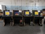 Lot: 185 - (4) Gaming Machines<BR><span style=color:red>THIS IS A RESTRICTED AUCTION</span>