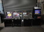 Lot: 193 - (4) Gaming Machines<BR><span style=color:red>THIS IS A RESTRICTED AUCTION</span>