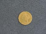 Lot: 5182 - 1886-S FIVE DOLLAR GOLD COIN