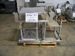 Lot: CNS360 - (5) STAINLESS STEEL STANDS