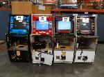 Lot: 205 - (4) Gaming Machines<BR><span style=color:red>THIS IS A RESTRICTED AUCTION</span>