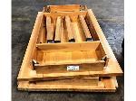 Lot: 02-20426 - (2) Wood Tables