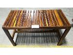 Lot: 02-20428 - Wood Table