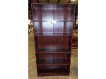 Lot: 02-20431 - Wood Bookcase