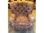 Lot: 02-20435 - Fabric Chair