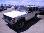 Lot: 25 - 1996 Jeep Cherokee SUV