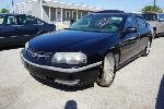 Lot: 14-52017 - 2003 Chevrolet Impala