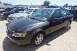 Lot: 27-52195 - 2006 Hyundai Sonata