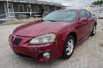Lot: 30-52018 - 2004 Pontiac Grand Prix<BR><span style=color:red>Updated 05/03/18</span>