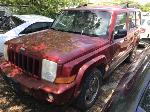 Lot: 195456 - 2006 Jeep Commander SUV