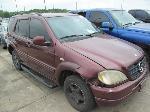 Lot: 1808155 - 1998 MERCEDES-BENZ ML320 SUV