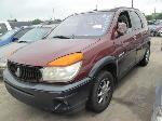 Lot: 1808331 - 2003 BUICK RENDEVOUS SUV