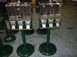 Lot: 451 - (2) Candy Machines