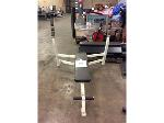 Lot: 5758 - Weight Lifting Equipment