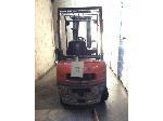Lot: 5778 - World Propane Forklift