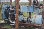 Lot: 42 - Detroit Diesel Motor w/ Trash Pump