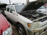 Lot: 10 - 2001 INFINITI QX4 SUV