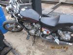 Lot: 24 - 1988 KAWASAKI 750 MOTORCYCLE