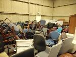 Lot: 2656 - (5) CHAIRS