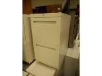 Lot: 2662 - SMALL FILE METAL CABINET