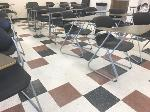 Lot: 18 - (Approx 22-25) Student Tablet Arm Chairs