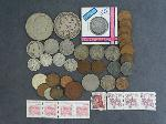 Lot: 5276 - MORGAN DOLLAR, BARBER QUARTER, DIMES & NICKELS